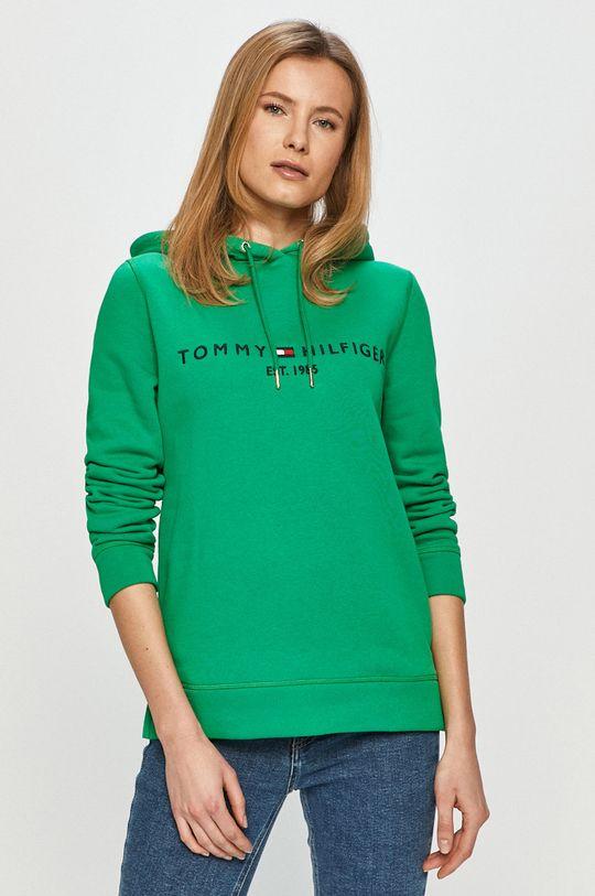 verde Tommy Hilfiger - Bluza De femei