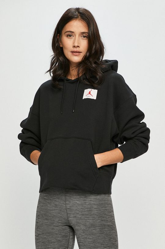 czarny Jordan - Bluza