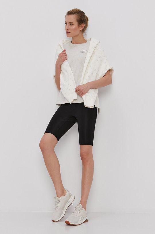 Nike Sportswear - Bluza kremowy