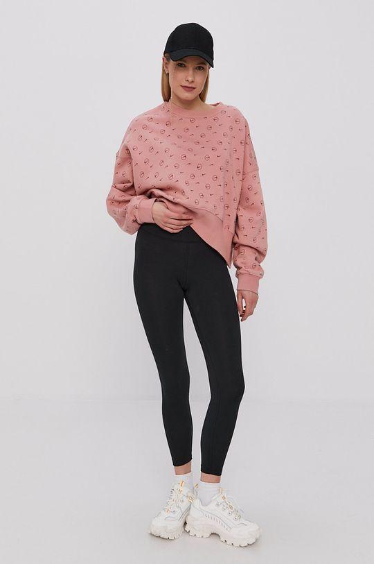 Nike Sportswear - Mikina sýto ružová