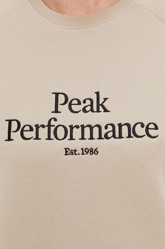 Peak Performance - Bluza Damski