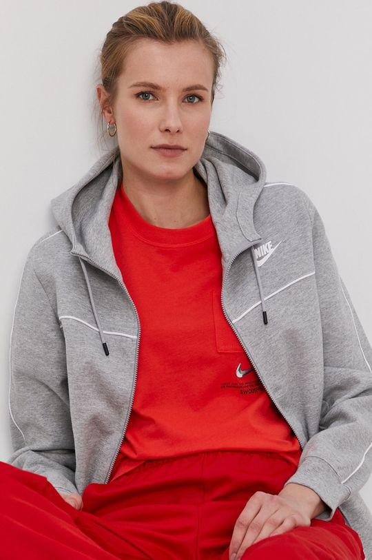 Nike Sportswear - Bluza jasny szary