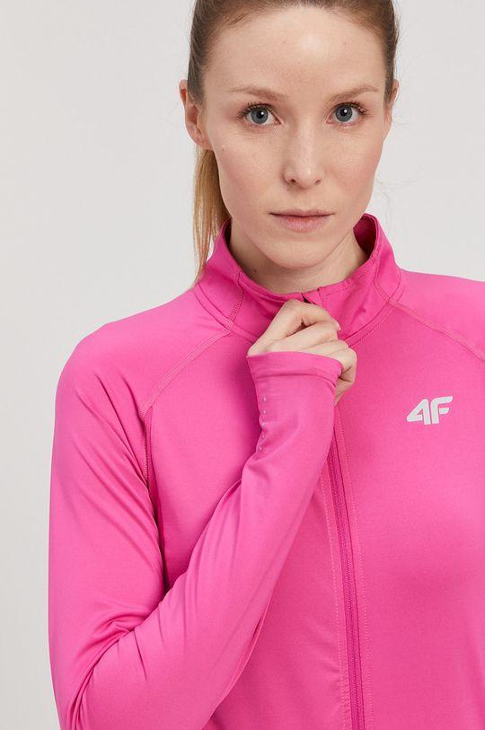 fuksja 4F - Bluza