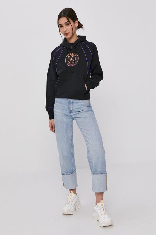 Jordan - Bluza czarny