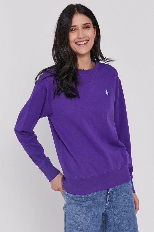 violet Polo Ralph Lauren - Bluza De femei