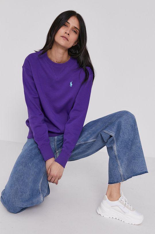 Polo Ralph Lauren - Bluza violet