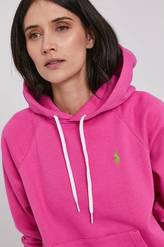 růžová Polo Ralph Lauren - Mikina