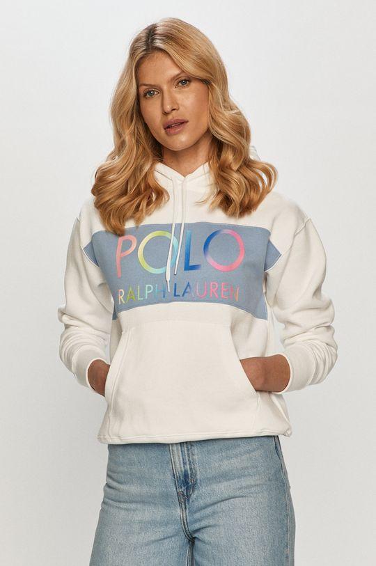 biela Polo Ralph Lauren - Mikina Dámsky