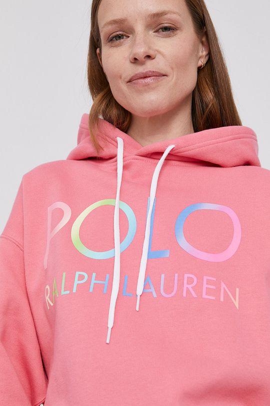starorůžová Polo Ralph Lauren - Mikina