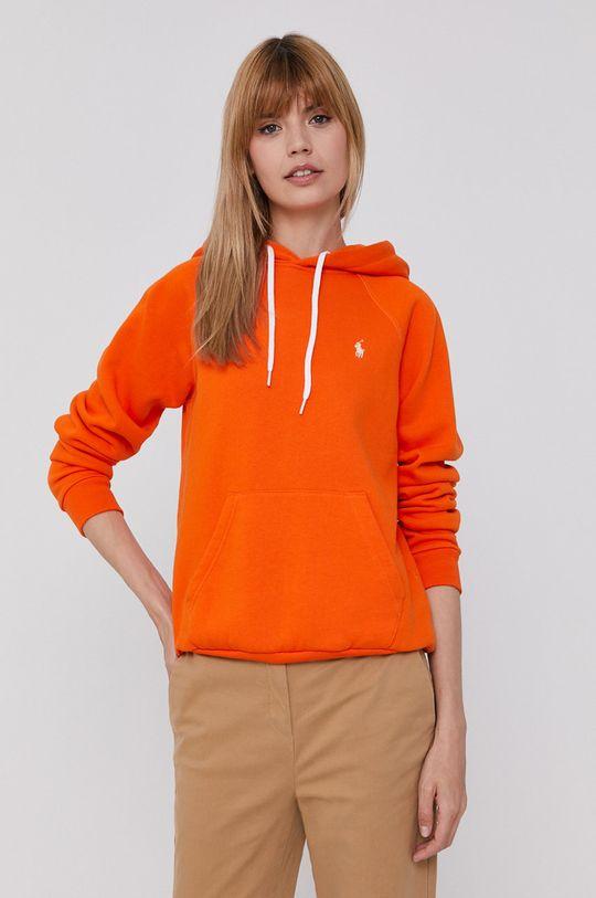 pomarańczowy Polo Ralph Lauren - Bluza Damski