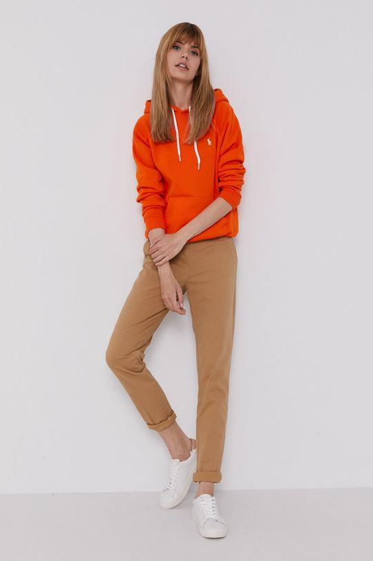 Polo Ralph Lauren - Bluza pomarańczowy