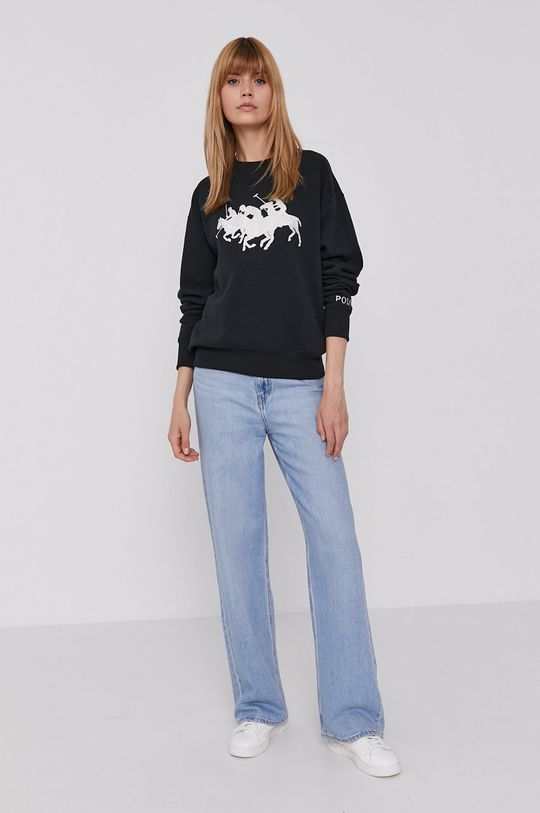 Polo Ralph Lauren - Bluza czarny