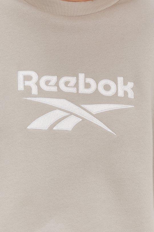 Reebok - Bavlnená mikina Dámsky