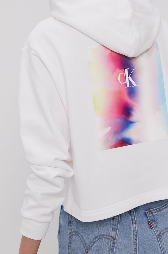 Calvin Klein Jeans - Bavlnená mikina Dámsky