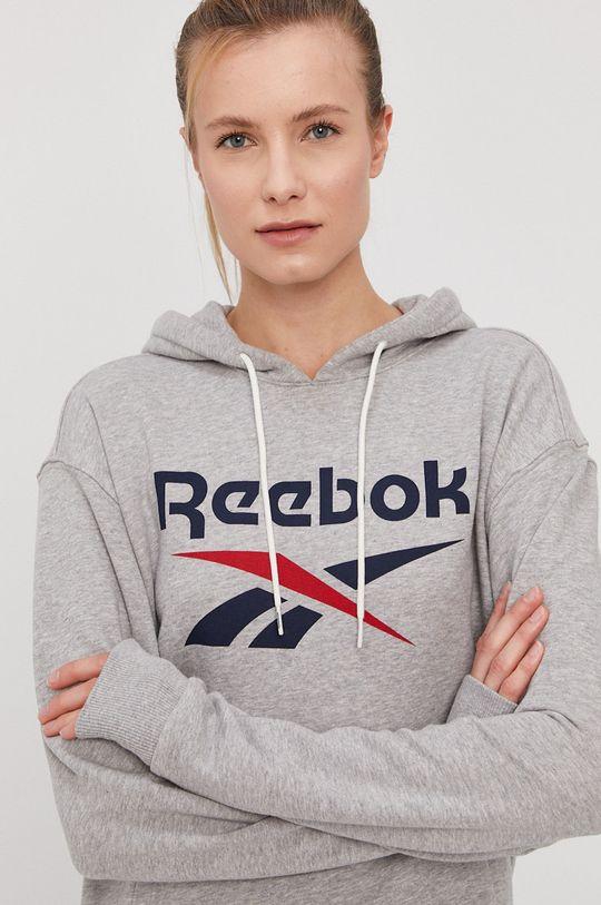 gri Reebok - Bluza