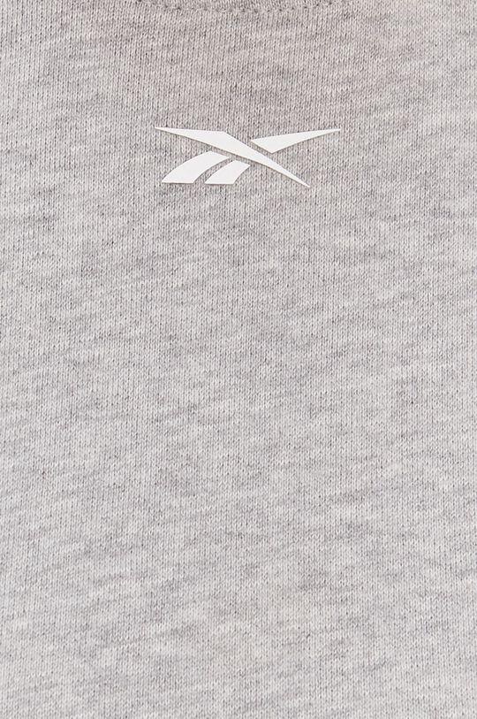 Reebok - Bavlnená mikina