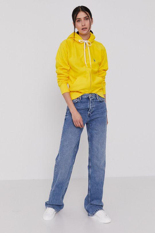 Polo Ralph Lauren - Mikina žltá