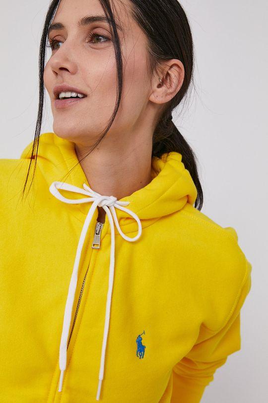 žltá Polo Ralph Lauren - Mikina