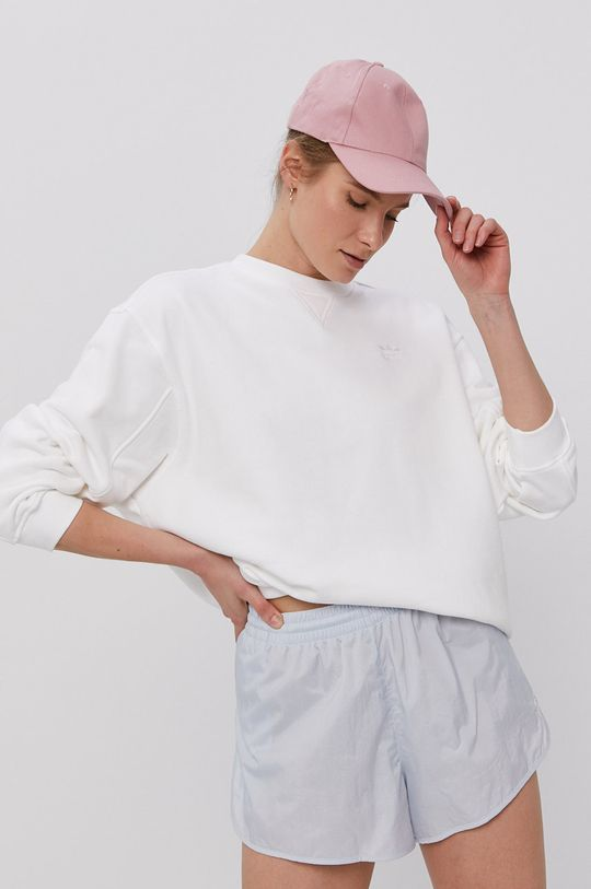 adidas Originals - Bluza alb