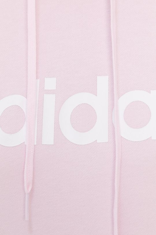 pastelová ružová adidas - Mikina