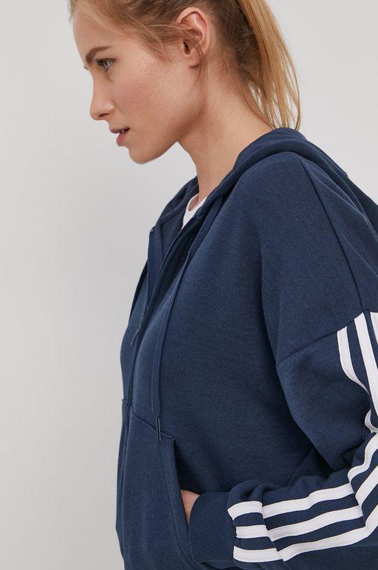 adidas - Mikina námořnická modř
