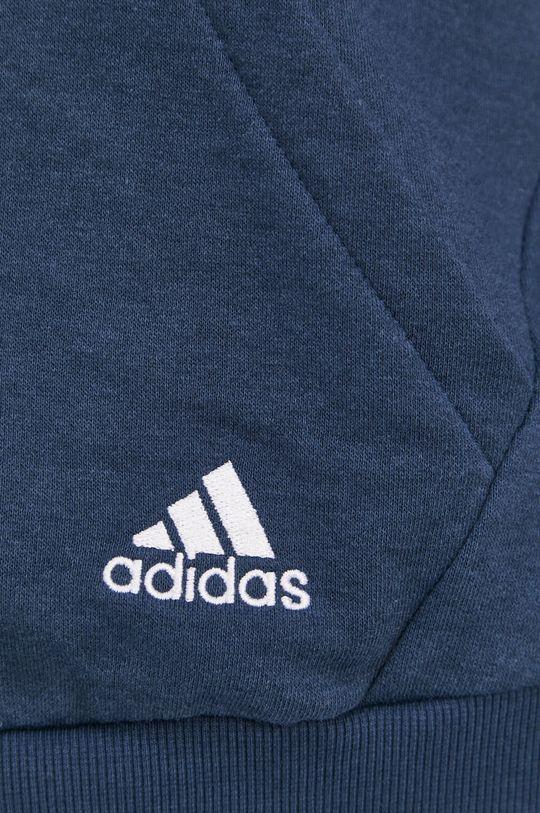 námořnická modř adidas - Mikina