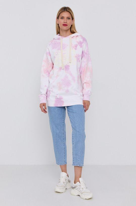 BIMBA Y LOLA - Bluza bawełniana multicolor