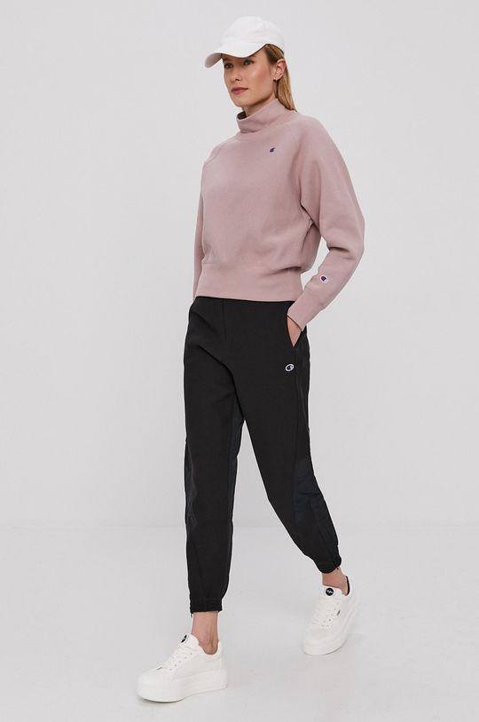Champion - Bluza roz murdar