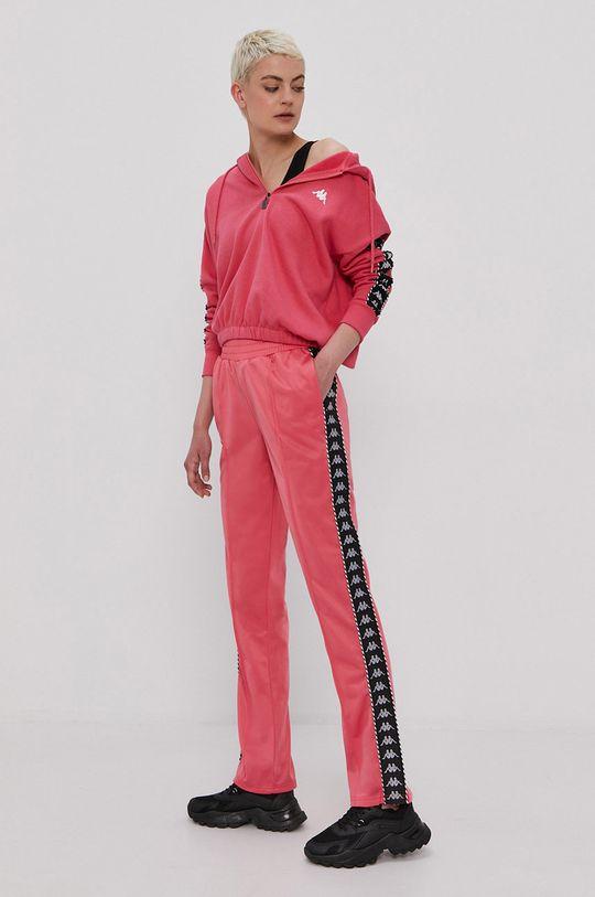 Kappa - Mikina sýto ružová