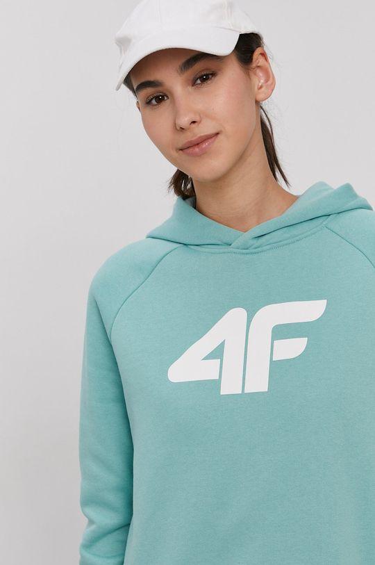 4F - Mikina mátová