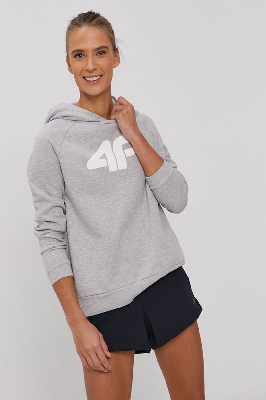 szary 4F - Bluza