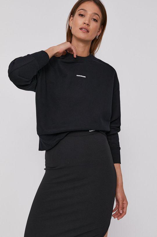 Calvin Klein Jeans - Bluza czarny