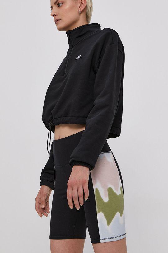 czarny Vans - Bluza bawełniana