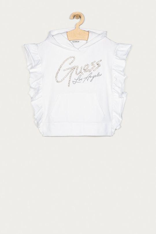 biały Guess - Bluza dziecięca 116-175 cm Dziewczęcy