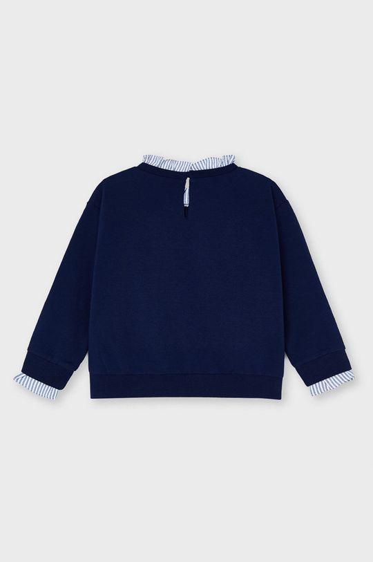 Mayoral - Bluza dziecięca granatowy