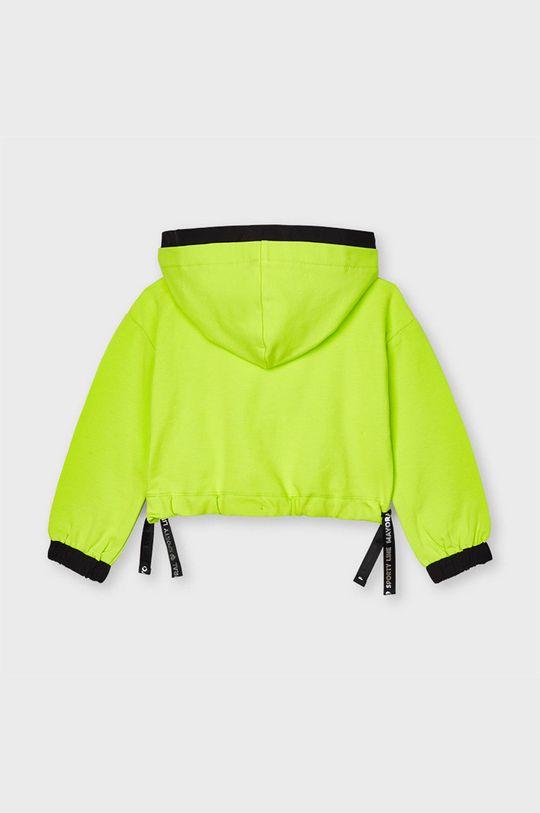 Mayoral - Bluza copii galben – verde