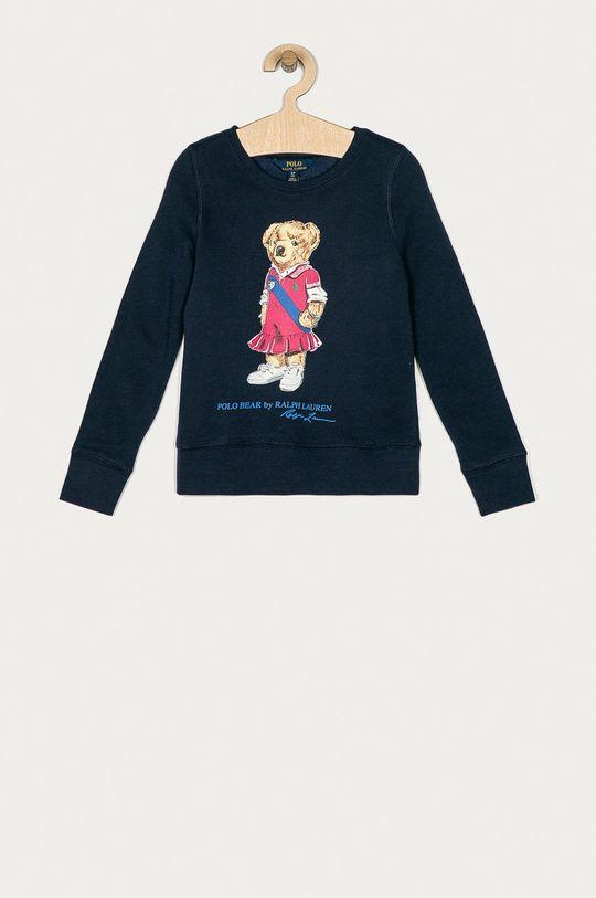 námořnická modř Polo Ralph Lauren - Dětská mikina 128-176 cm Dívčí