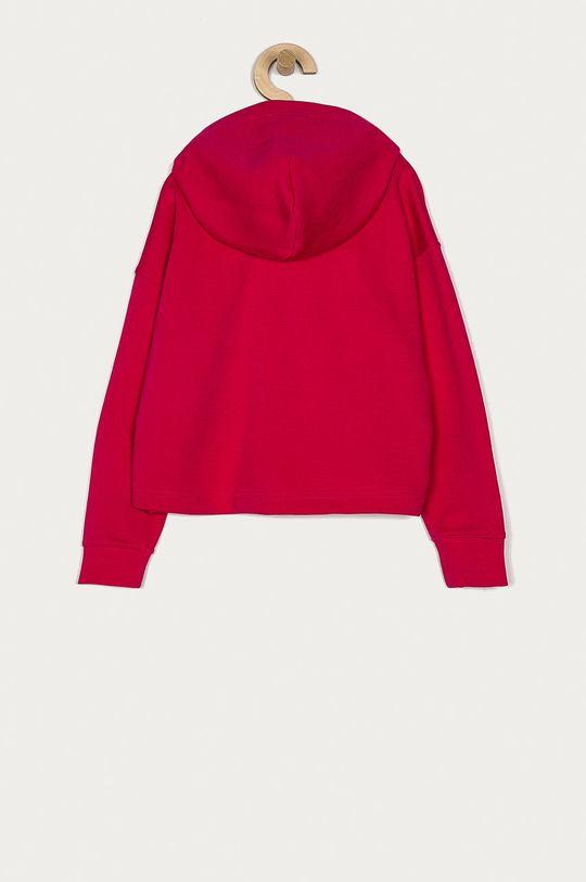 Polo Ralph Lauren - Dětská mikina 128-176 cm ostrá růžová