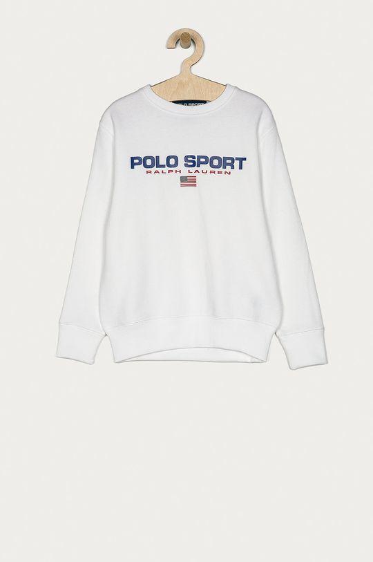 biały Polo Ralph Lauren - Bluza dziecięca 128-176 cm Dziewczęcy