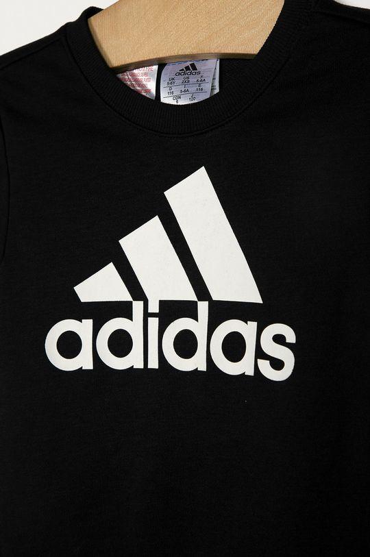 adidas - Bluza dziecięca 104-170 cm czarny