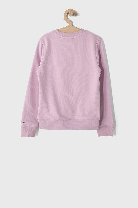 Calvin Klein Jeans - Bluza bawełniana dziecięca 104-176 cm 100 % Bawełna