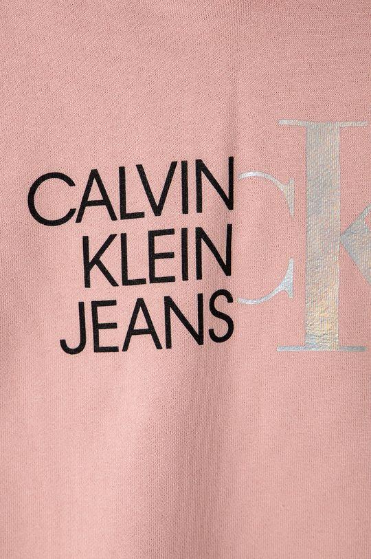 Calvin Klein Jeans - Dětská bavlněná mikina 128-176 cm  100% Bavlna