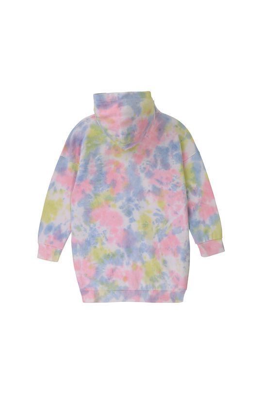 Dkny - Bluza bawełniana dziecięca multicolor