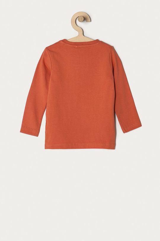 Name it - Longsleeve dziecięcy 56-86 cm pomarańczowy
