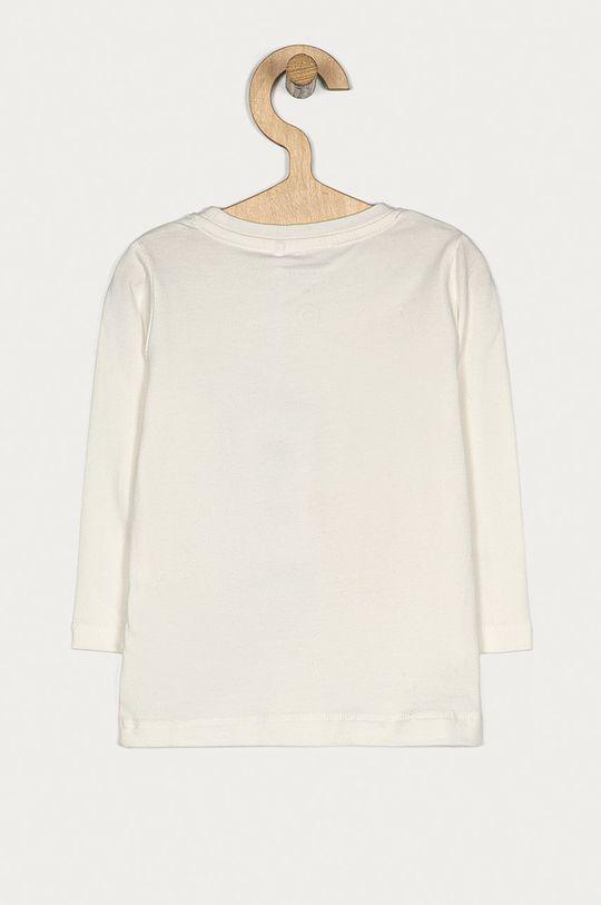 Name it - Longsleeve dziecięcy 80-110 cm biały