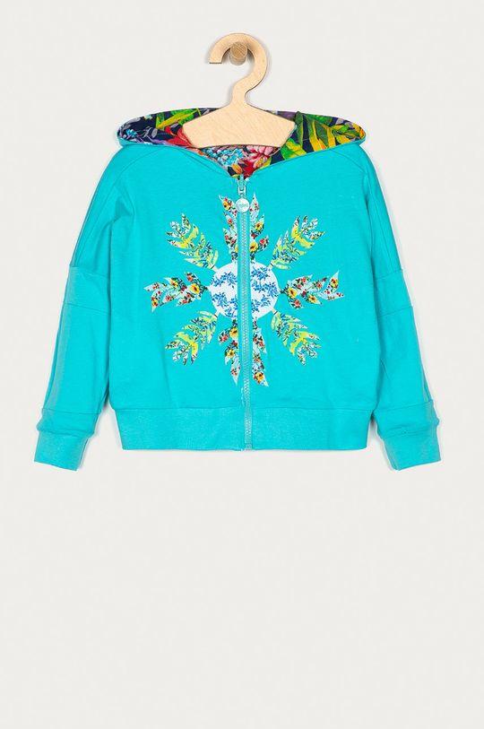 Desigual - Bluza dwustronna dziecięca 104-164 cm multicolor
