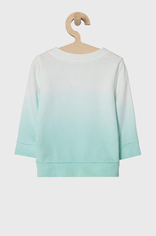 GAP - Bluza dziecięca 50-86 cm blady niebieski