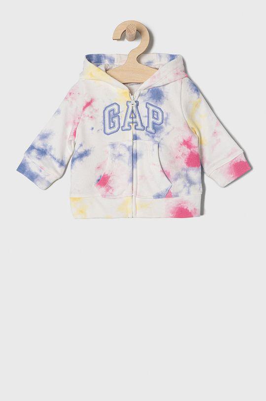 alb GAP - Bluza copii 50-86 cm De fete