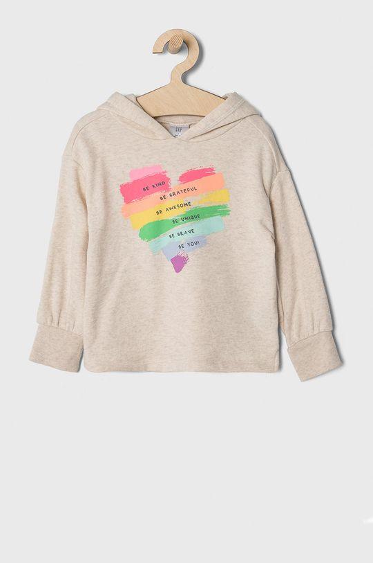 beżowy GAP - Bluza dziecięca 74-110 cm Dziewczęcy