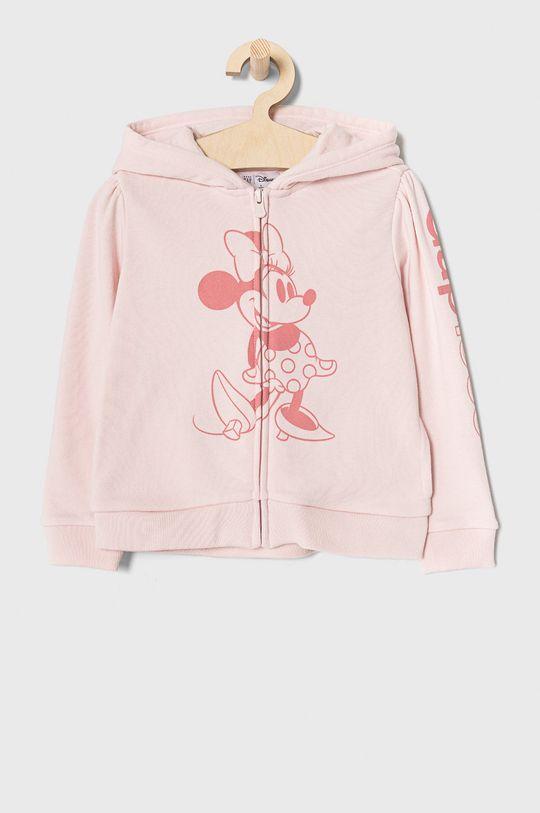 pastelowy różowy GAP - Bluza dziecięca 74-110 cm Dziewczęcy